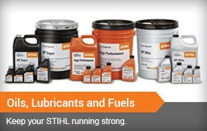 STIHL Oils, Lubricants and Fuels